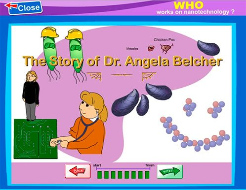 A didactic version of Professor Belcher's story.
