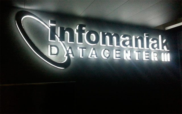 The Infomaniak company in Switzerland uses Inmesol generator sets at its data centre.