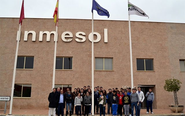 Inmesol Becomes a Practical Classroom
