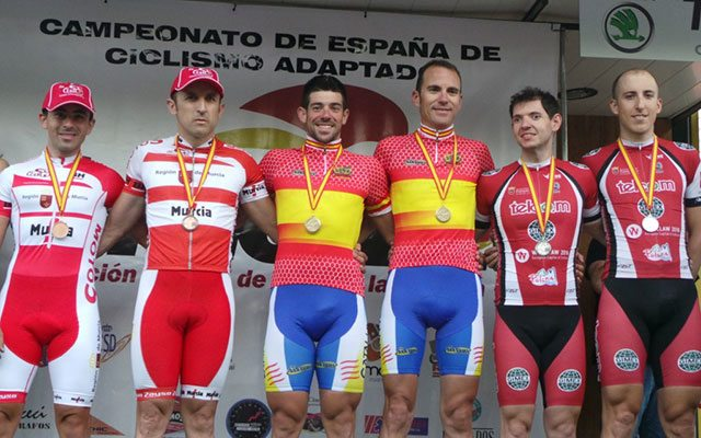 Photograph: RFEC (Spanish Royal Cycling Federation).