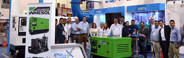 Equipo de ventas de ERLUX Power Group