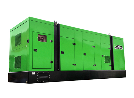 Generator Stand-by.IT-1115 - MTU - 16V2000G65 - 1.500 R.P.M. | 50 Hz