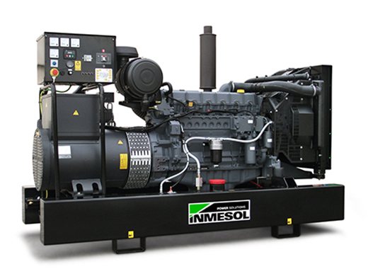 Generator with manual control panel.AD-100 - DEUTZ - BF4M1013E(60HZ) - 1.800 R.P.M. | 60 Hz