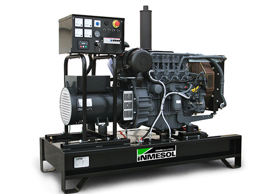 Generator with manual control panel.AD-038 - DEUTZ - F4M2011(60HZ) - 1.800 R.P.M. | 60 Hz