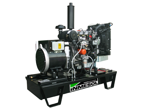 Generator Stand-by.AL-017 - LOMBARDINI - LDW1603 - 1.500 R.P.M. | 50 Hz