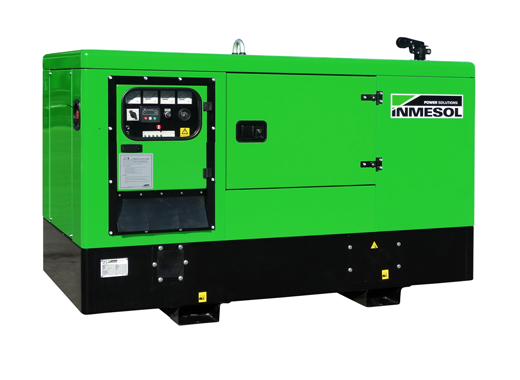 Generator with manual control panel.IK-023 - KOHLER - KDI1903M(60HZ) - 1.800 R.P.M. | 60 Hz