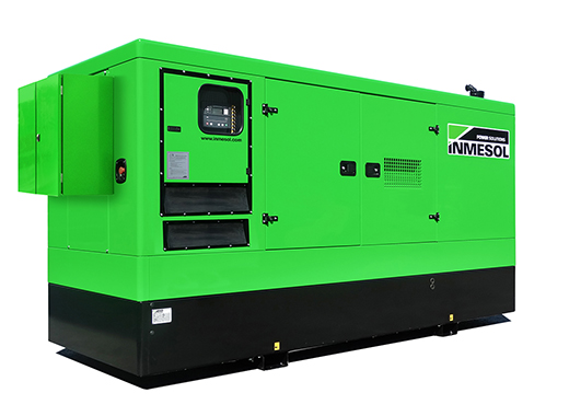 Generator with manual control panel.IV-445 - VOLVO - TAD1342GE(60HZ) - 1.800 R.P.M. | 60 Hz