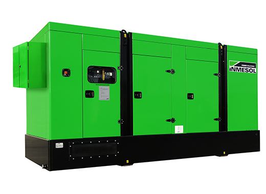 Generator with manual control panel.IV-705 - VOLVO - TAD1642GE(60HZ) - 1.800 R.P.M. | 60 Hz
