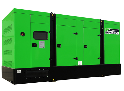 Generator Stand-by.IV-770 - VOLVO - TWD1645GE - 1.500 R.P.M. | 50 Hz
