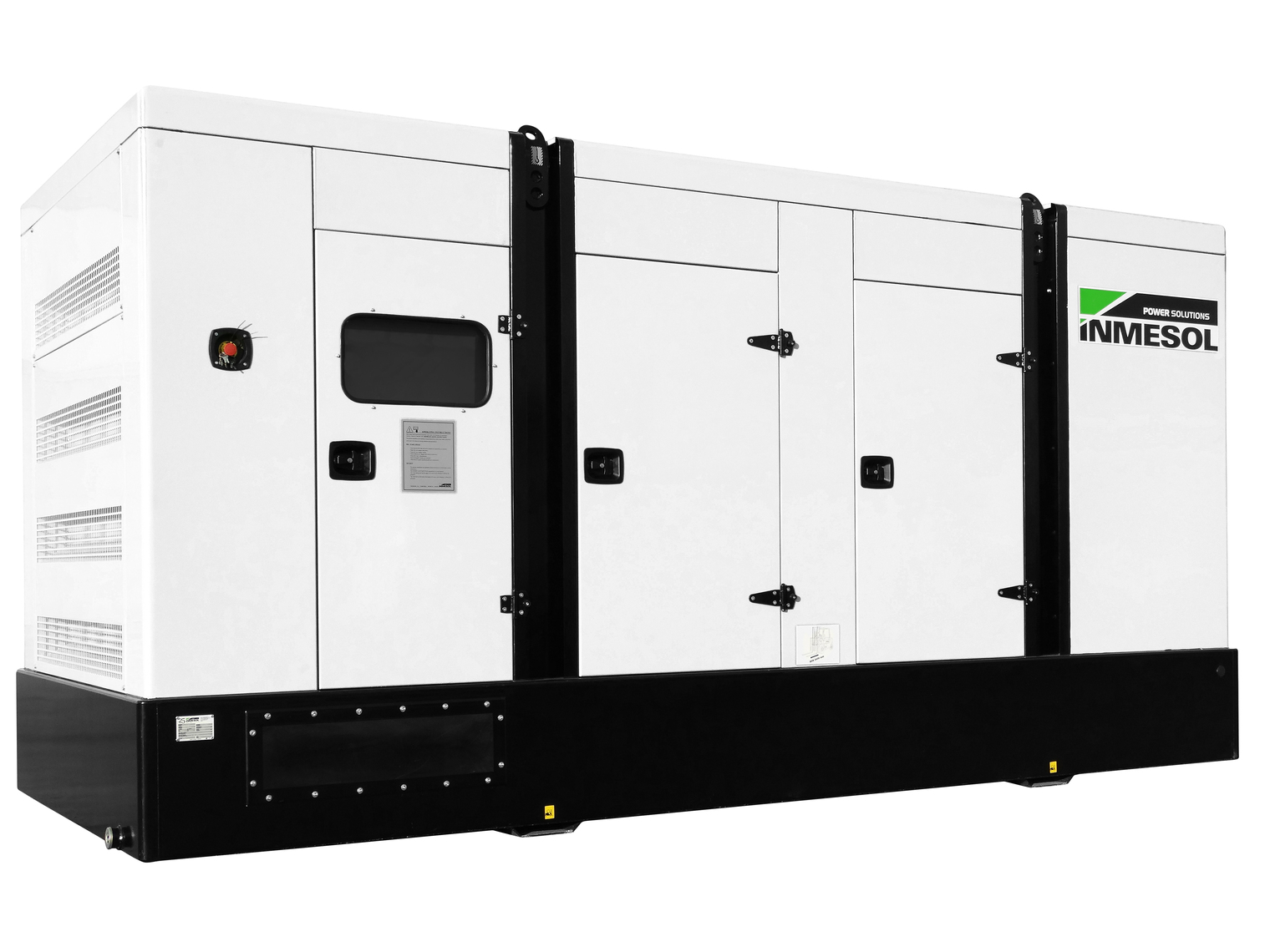 Generator Stand-by.IV-730 - VOLVO - TWD1644GE - 1.500 R.P.M. | 50 Hz