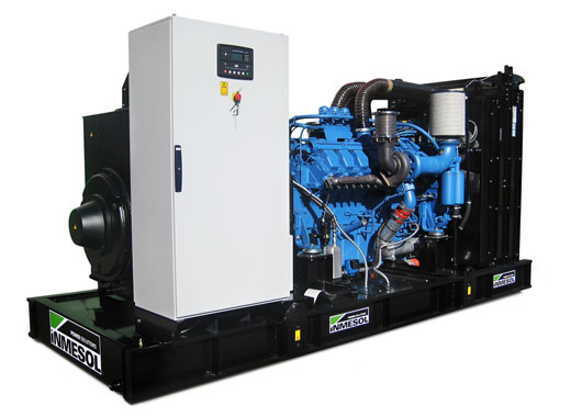 Generator Stand-by.AT-1945 - MTU - 12V4000G43(60HZ) - 1.800 R.P.M. | 60 Hz