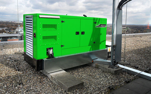 Generator ip german